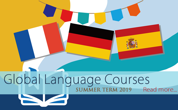 2019 Summer Term Global Language Courses